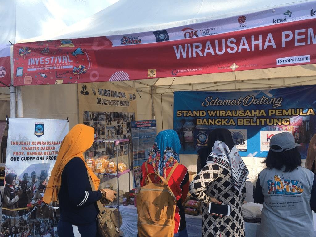One Gudep One Produk ikut Festival SAIK 2019